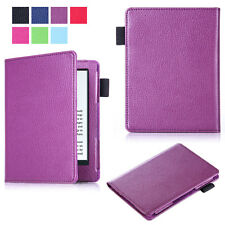 PU Leather Smart Case Flip Cover For Amazon All-New Kindle E-reader 6' 8th Gen