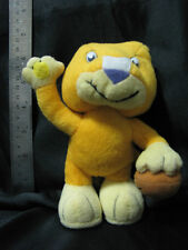 Orig Plush Mascot Soft Toy Commonwealth Games 2002 - Manchester
