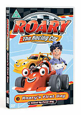Roary The Racing Car: Roarys First Day  DVD Peter Kay