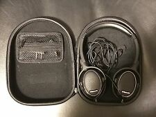 Klipsch Image One Headphones - Black With Carrying Case