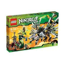 LEGO NINJAGO EPIC DRAGON BATTLE 9450 NEW SEALED IN BOX RETIRED ORIGINAL