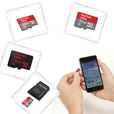 SanDisk Micro SD Ultra 32GB 64GB 128GB SDHC MicroSD Card Class 10 Android Phones