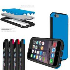 For 6 Plus iPhone 6S Plus Ultra Slim Lightweight Full Body Combo Box Case Cover
