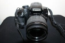 Canon EOS Rebel XS 10.1MP Digital SLR Camera Body 1000D                     #696