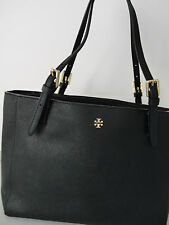 Tory Burch Small York Buckle Shoulder Tote In Black Saffiano Leather #5