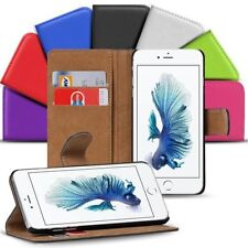 Book Flip for Apple iPhone 6S 6 Mobile Phone Case Flip Cover Wallet Pouch