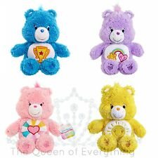 "Just Play Care Bears Cousins 8"" Soft Mini Plush Bear Choose from 15 Varieties!"