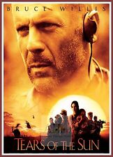 Tears Of The Sun    2003 Movie Posters Classic Films