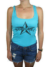 Nor Cal Nautical 2 Slim Fit Tank Top Turquoise