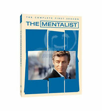 NEW--The Mentalist - The Complete First Season (DVD, 2009)