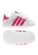 Adidas Baby shoes SUPERSTAR CRIB S79917 White Pink