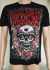 Bullet For My Valentine Rock T-shirt Sizes S,M,L,XL