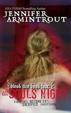 BUY 2 GET 1 FREE All Souls' Night by Jennifer Armintrout (2008, Paperback)