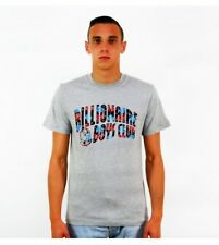T-shirt Billionaire Boys Club Diamond & Dollar Grey BBC by Pharrell