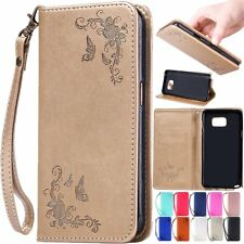 Flip Leather Wallet Magnet Cards Holder Stand Case Cover For Samsung Galaxy Note