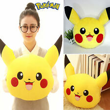 Pokemon Go Pikachu Pillow Cushion Plush Soft Toys Stuffed Dolls Gifts 13.8'' New