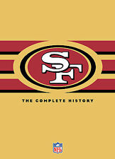 SAN FRANCISCO 49ers The Complete History NFL 2 Disc DVD NEW