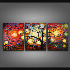 Hand Painted Beautiful Modern Abstract Painting Wall Art Oil On Canvas