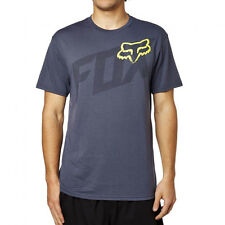 NEW FOX RACING MENS PEWTER CONDENSED SS TECH TEE SHORT SLEEVE TEE S/S SHIRT