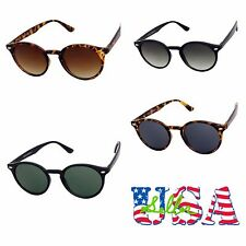 Men Women Vintage Sunglasses Retro Fashion Eye wear Round Sports Shade Unisex