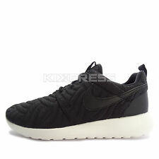 WMNS Nike Roshe One PRM [833928-004] NSW Casual Black/Ivory
