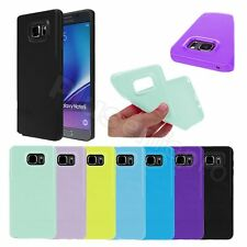 Ultra Thin Soft TPU Silicone Gel Skin Back Case Cover for Samsung Galaxy Note 5