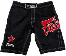 FAIRTEX MMA BOARDSHORTS - AB1 -100% POLYESTER - GREAT FOR ALL SPORTS/CASUAL WEAR
