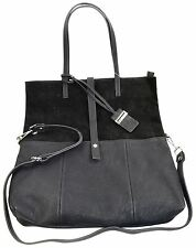 Chic & Pretty fine Ladies Handbag Shopper Shoulder Bag black must have