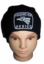 """Hecho En Mexico"" Beanies Winter Caps Hats Embroidered  (EWcaMx26)"