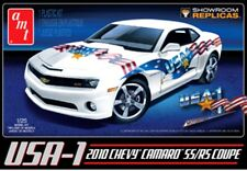 AMT USA-1 2010 Chevy Camaro SS/RS Coupe 1/25 Scale Model Kit New in Box