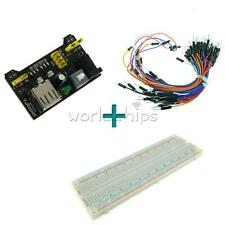 Test Circuit MB-102 Solderless Breadboard Protoboard 830 Tie Points 2 buses