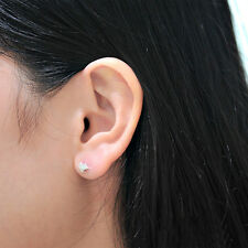 Chic Fashion Design Fox Head stud Earring for Women Cute Animal Earrings