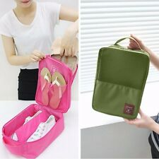 Travel Storage Bags Waterproof Portable Shoes Box Pouch Organizer Bag Cube Fashi