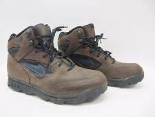 Womens Nike Air ACG 940709-ID Brown Leather Hiking Trail Boots Size 8