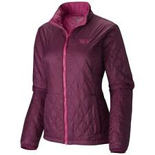 Mountain Hardwear Women's Thermostatic Insulated Jacket, M / Purple - $200 NWT!