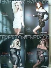 LADIES WOMENS ANN SUMMERS BRITNEY LACY BODY DRESS UP SEXY + FREE HOLD UPS!