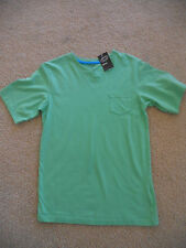Boys Pumpkin Patch Urban GREEN  short sleeve tee Size 6  7  14   BNWT