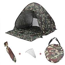 Portable Waterproof Automatic Instant Outdoor Sport Anti-UV Camping Beach Tent *