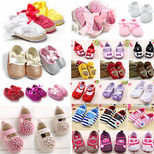New Baby Toddler Shoes Kids Girls Princess Party Summer Beach Outdoor Sandals