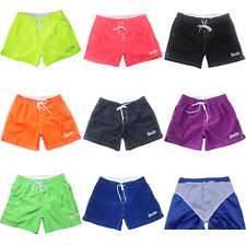 Mesh Liner Swim Trunks Mens Plus Size Bermudas Shorts Beach Shorts Board Shorts