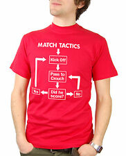 Match Tactics, Pass to Crouch - Funny Stoke City FC Football T-shirt