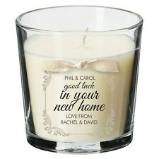 New home moving present personalised candle house warming party gift 022