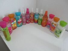 Travel Size Bath & Body Works, Mist, Shower Gel, Lotion! U Pick From Selection!