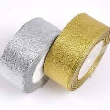 Silk Satin Ribbon 25yards Wedding Party Festive Decoration CraftGifts Wrapping