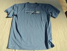 NWT Nike dri fit youth T, UNC, North Carolina, youth M, blue, polyester