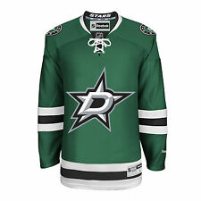 Dallas Stars Reebok Premier Replica Home NHL Hockey Jersey
