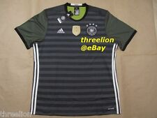 BNWT Adidas 2016 GERMANY DFB Away Soccer Jersey Football Shirt Trikot AA0110