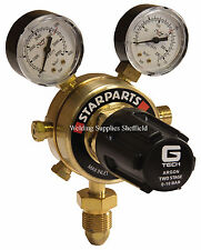 Starparts Argon/Co2 Mixed Gas Regulator Single Stage Two Gauge