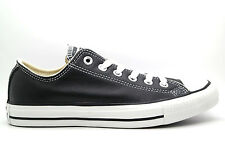 [CT LEATHER OX-107348] CONVERSE CHUCK TAYLOR LEAHTER OX MENS SNEAKERS CONVERSEBL