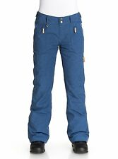 Womens Roxy Pants with technology Dry-Flight - blue- brand new with tags